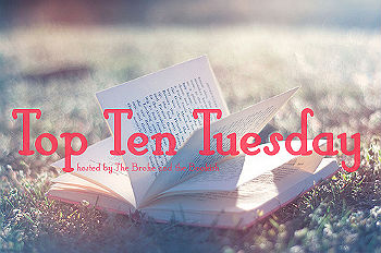 Top Ten Tuesday – Authors New in2015