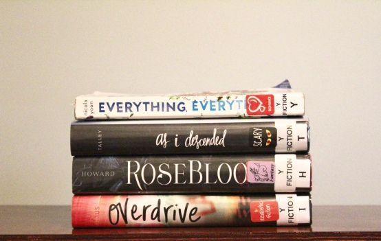 library haul june 16.jpg