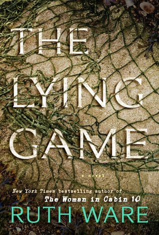 the lying game, ruth ware