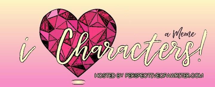 i heart characters