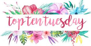top ten tuesday picture